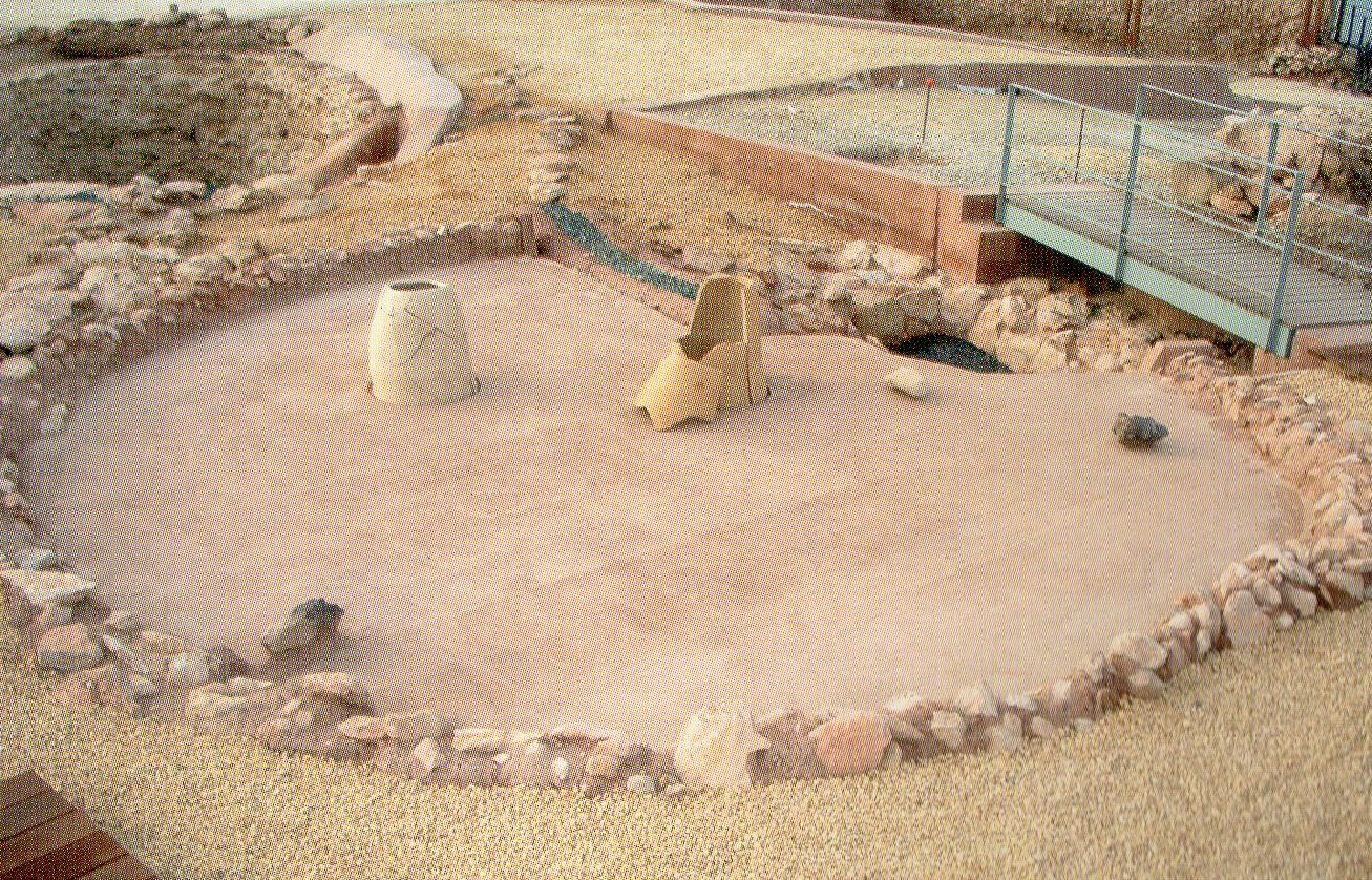 La illeta yacimiento arqueol gico de el campello for Desde cuando hay clausula suelo
