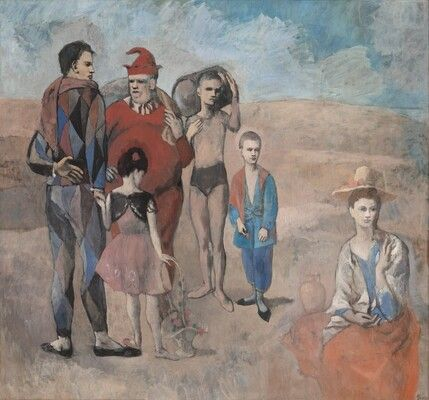 picasso-saltimbanquis